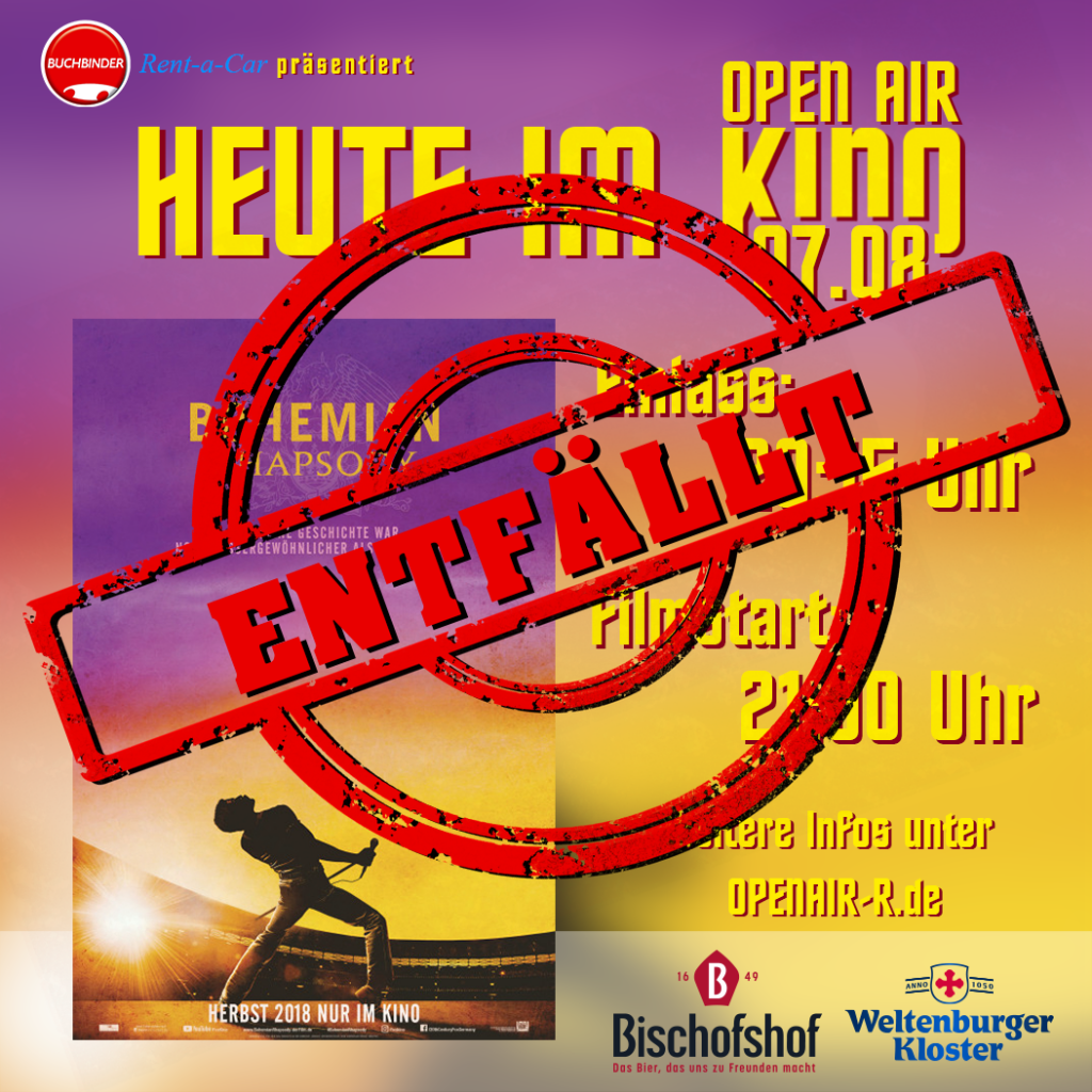 Open Air Kino Regensburg