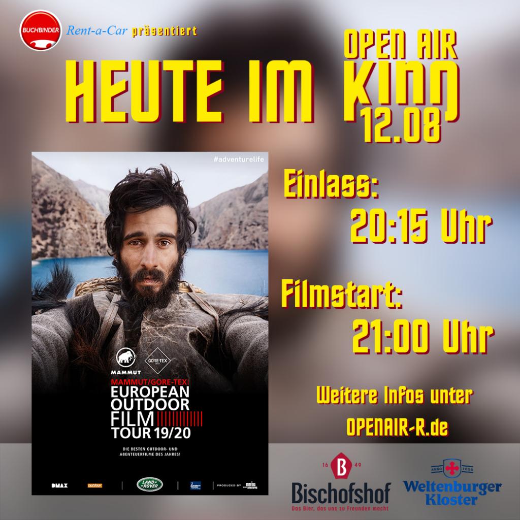 Openair Kino Regensburg