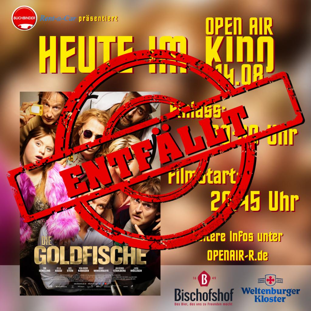Open Air Kino Regensburg Programm